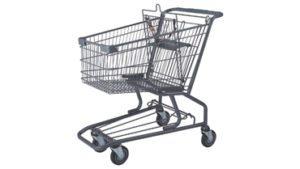 Supermarket Trolley DT 160L
