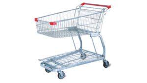 Flat Basket Trolley