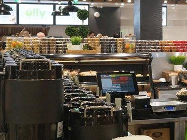 Custom Supermarket