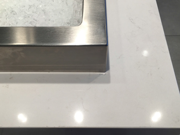 Marble and Stainless-Steel by Diamond Group