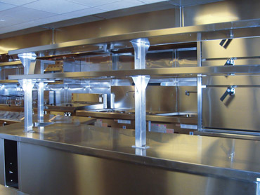Chef Kitchen Line by Diamond Group