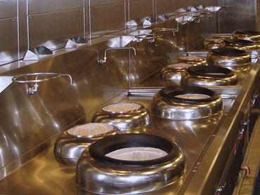 Commercial Cooking Range by Diamond Group