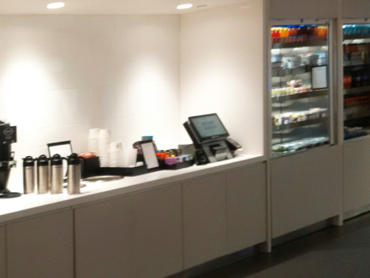Corporate Coffee Station and Grab-N-Go by Diamond Group