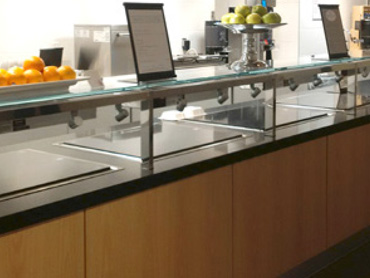 Custom Cafeteria Products by Diamond Group