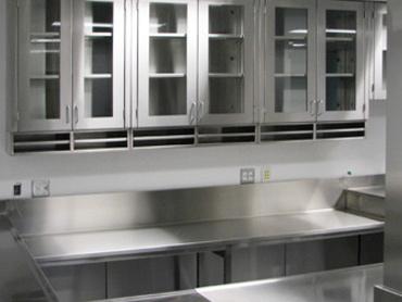Custom Laboratory Cabinetry by Diamond Group