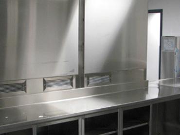 Custom Medical Work Station by Diamond Group