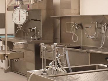 Custom Morgue Equipment by Diamond Group