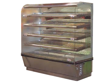Five-Tier Warming Merchandiser by Diamond Group