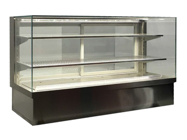 Glass Display Case by Diamond Group