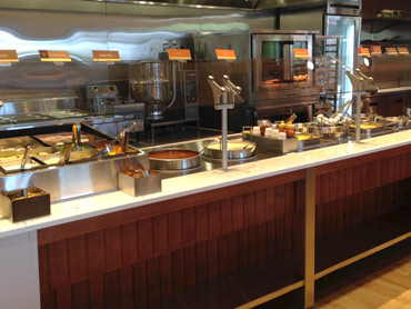 Home Meal Replacement Servery by Diamond Group