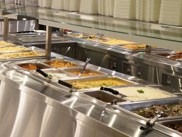 Hot cold buffet by Diamond Group