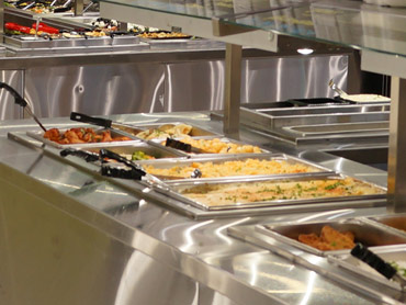 Hot Self-Serve Buffet by Diamond Group