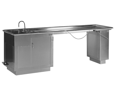 Medical Autopsy Table by Diamond Group