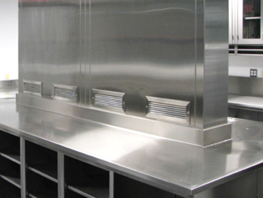 Medical Stainless Work Station by Diamond Group
