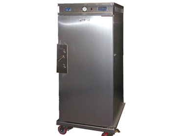 Mobile Warming Cabinet by Diamond Group
