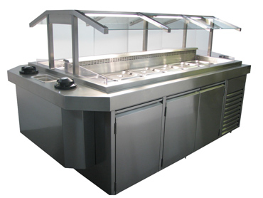 Olive and Salad Bar by Diamond Group