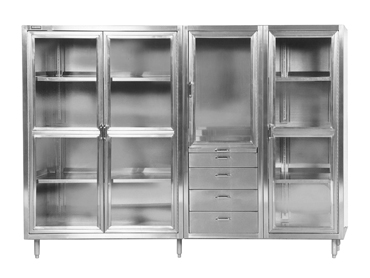 Operating Room Cabinet Units by Diamond Group