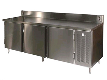 Refrigerated Utility Work Table by Diamond Group