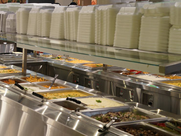 Supermarket Self-Serve Buffet by Diamond Group