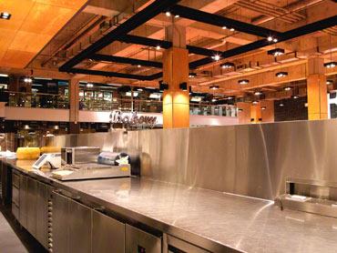 Supermarket Work Station by Diamond Group