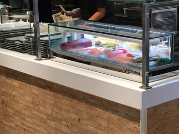 Sushi Counter by Diamond Group