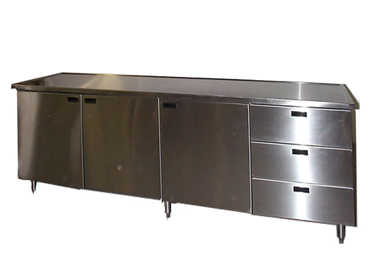 Utility Work Counter by Diamond Group